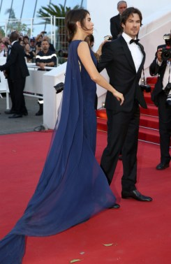 Cannes Film Featival Ian Somerhalder and Nikki Reed 18