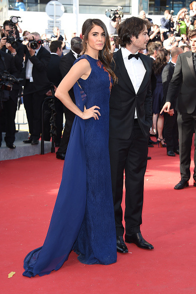 Cannes Film Featival Ian Somerhalder and Nikki Reed 6
