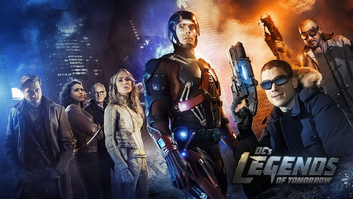 "DC's Legends of Tomorrow 1x11 ""The Magnificent Eight"" Official Synopsis"