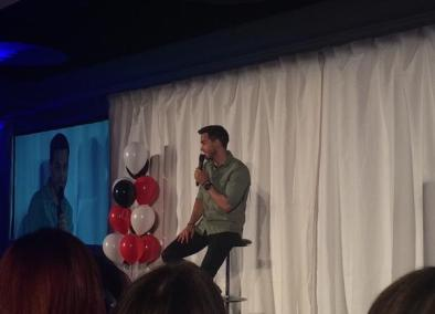 Bloody Night Con 2015 Day 2 Chris 3