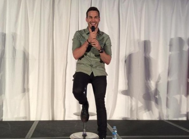 Bloody Night Con 2015 Day 2 Chris 5