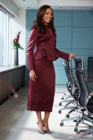 """SUITS -- """"No Refills"""" Episode 503 -- Pictured: Gina Torres as Jessica Pearson -- (Photo by: Shane Mahood/USA Network)"""