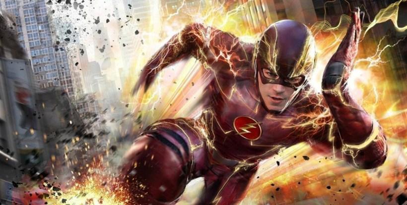 The Flash Comic Con Panel 2015