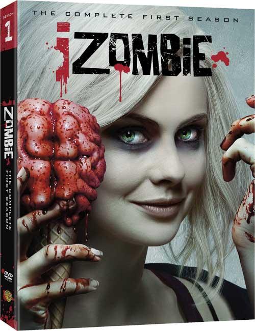 iZombie Season 1 DVD