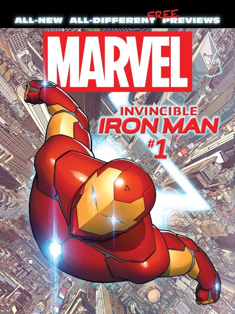 Marvel_Preveiws Cover