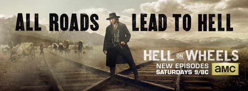 """Hell on Wheels 5x04 """"Struck"""" Synopsis, Photos & Preview"""