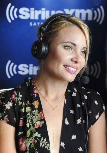 Leah Pipes SiriusXM's Entertainment Weekly Radio Channel 1