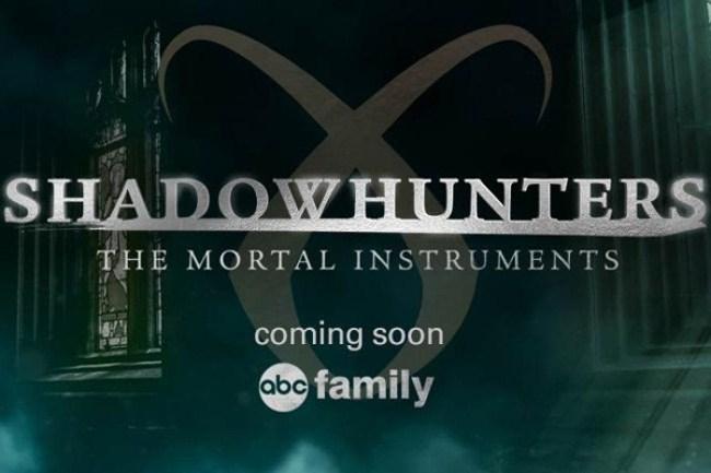 Shadowhunters ABC Family