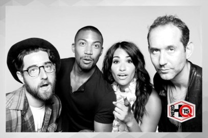 The Originals Nerd HQ Photo Booth Charles 2