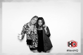 The Originals Nerd HQ Photo Booth Danielle 1