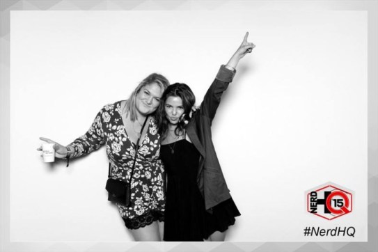 The Originals Nerd HQ Photo Booth Danielle 2