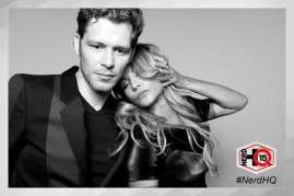The Originals Nerd HQ Photo Booth Joseph and Persia 5