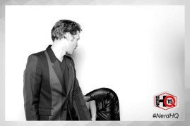 The Originals Nerd HQ Photo Booth Joseph and Persia 8