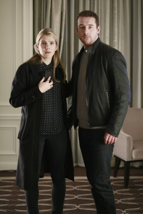 LILY RABE, BARRY SLOANE