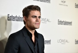 2015 Entertainment Weekly Pre-Emmy Party - Paul Wesley 1