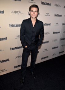 2015 Entertainment Weekly Pre-Emmy Party - Paul Wesley 3