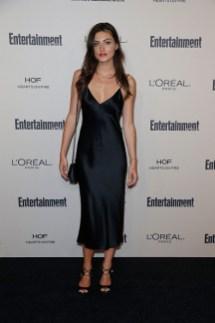 EW Pre-Emmy Party 2015 - Phoebe Tonkin 1