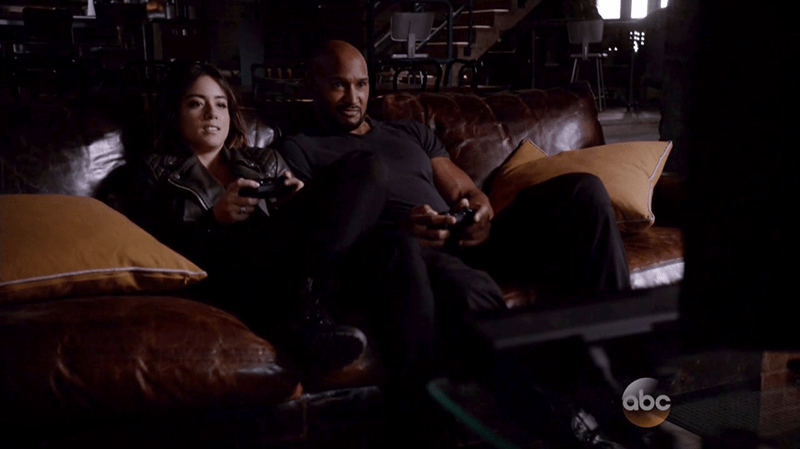 "AGENTS OF S.H.I.E.L.D. -- ""A Wanted (INHU)MAN"" Episode 303 Pictured --"