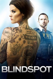 Blindspot Poster Season 1