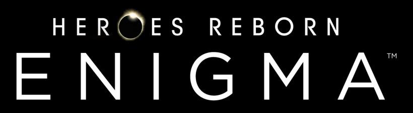Heroes Reborn Enigma - Logo