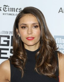 New York Film Festival - Bridge Of Spies - Nina Dobrev 1
