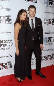 New York Film Festival - Bridge Of Spies - Nina Dobrev 15