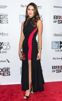 New York Film Festival - Bridge Of Spies - Nina Dobrev 7