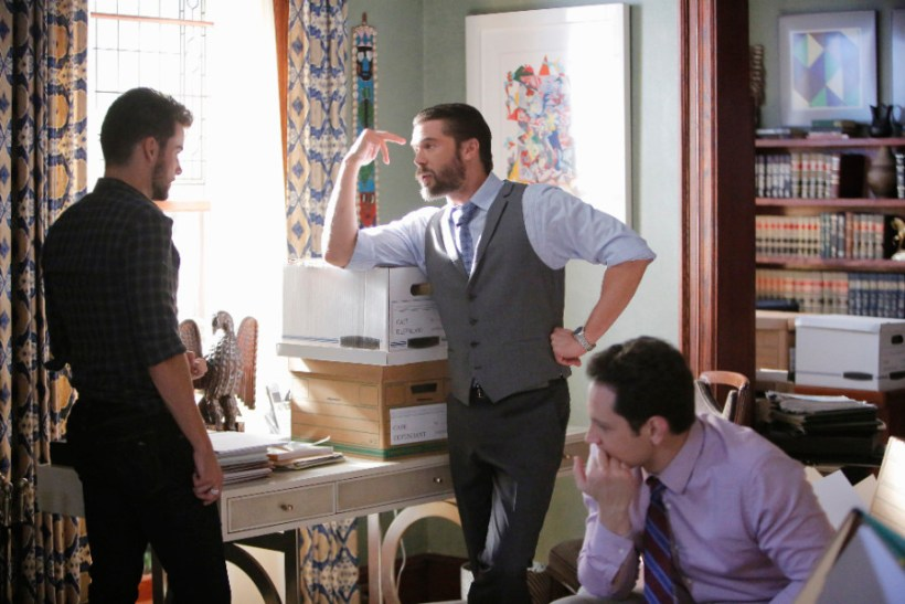How To Get Away With Murder 2x08 - JACK FALAHEE, CHARLIE WEBER, MATT MCGORRY
