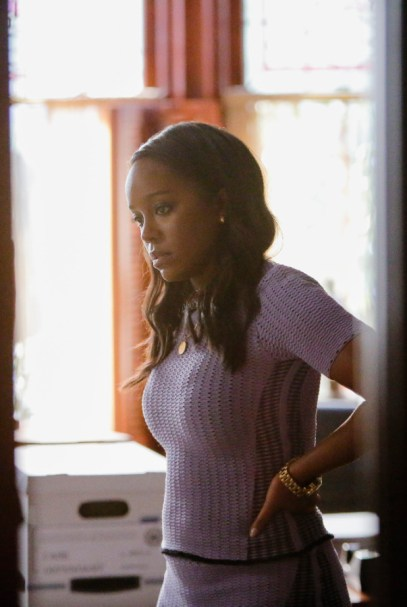 How To Get Away With Murder 2x08 - AJA NAOMI KING