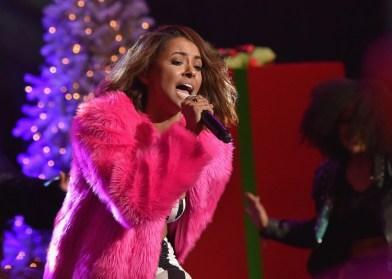 Kat Graham - Hollywood Christmas Parade 15