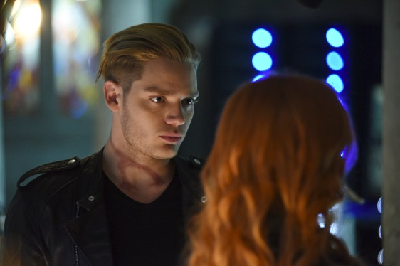 Shadowhunters 1x02 - DOMINIC SHERWOOD