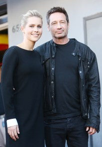 David Duchovny Walk of Fame Star - Claire Holt 9