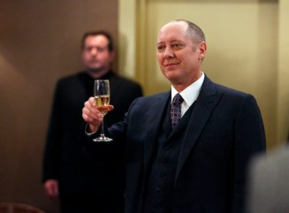 "The Blacklist 3x11 ""Mr. Gregory Devry"" -- Pictured -- James Spader as Raymond ""Red"" Reddington"