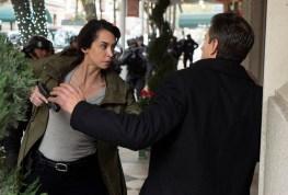 "The Blacklist 3x11 ""Mr. Gregory Devry"" -- Pictured --Mozhan Marnò as Samar Navabi"
