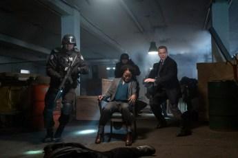 "The Blacklist 3x11 ""Mr. Gregory Devry"" -- Pictured -- Marsha Stephanie Blake as Janet MacNamara and Diego Klattenhoff as Agent Donald Ressler"