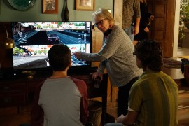 BTS The Fosters 3x13 - ELODIE KEENE (DIRECTOR)