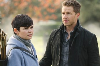 Once Upon A Time 5x12 - GINNIFER GOODWIN, JOSH DALLAS
