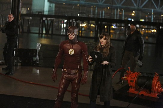 The Flash 2x15-16
