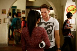 The Fosters 3x16 - LOUIS HUNTER