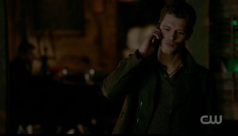 The Vampire Diaries 7x14 Klaus 1