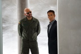 Agents of S.H.I.E.L.D. 3x12 - GABRIEL SALVADOR, MARK DACASCOS