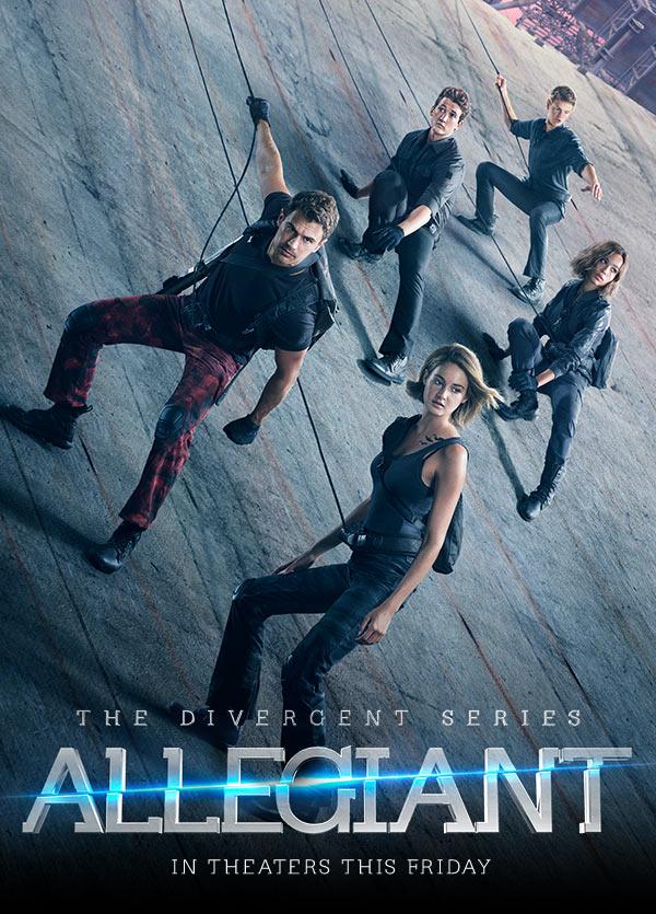 Divergent - Allegiant