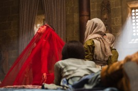 Of Kings and Prophets 1x01 - JEANINE MASON