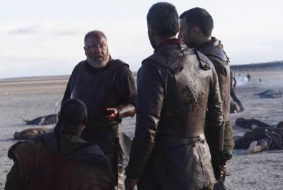 Of Kings and Prophets 1x01 - ADBURAGMAN ADAMS, RAY WINSTONE, HAAZ SLEIMAN, JAMES FLOYD