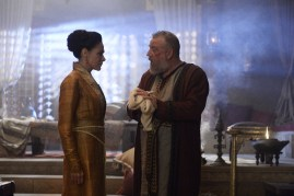 Of Kings and Prophets 1x01 - SIMONE KESSELL, RAY WINSTONE