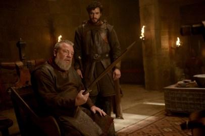 Of Kings and Prophets 1x01 - RAY WINSTONE, MATT WHELAN
