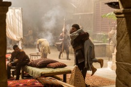 Of Kings and Prophets 1x01 - JAMES FLOYD, RAY WINSTONE, MAISIE RICHARDSON-SELLERS