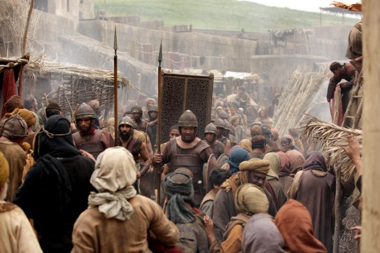 Of Kings and Prophets 1x01