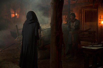 Of Kings and Prophets 1x03 - MAISIE RICHARDSON-SELLERS, OLLY RIX