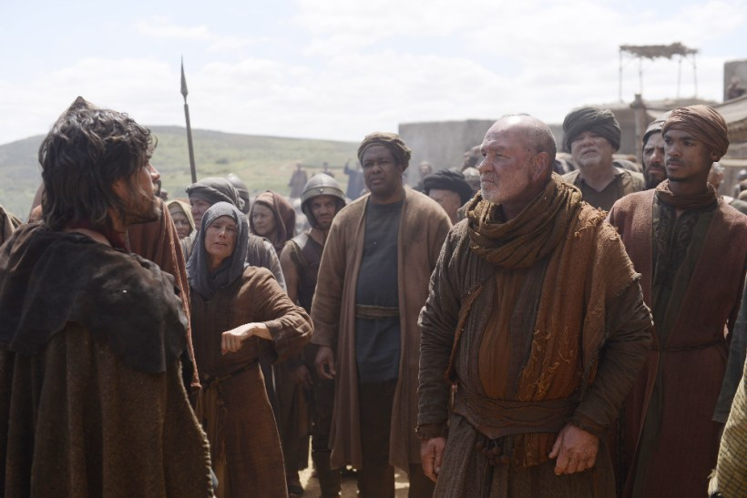 Of Kings and Prophets 1x03 - OLLY RIX, MO MARAIS